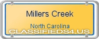 Millers Creek board